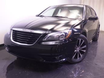 2012 Chrysler 200 - 1240022922