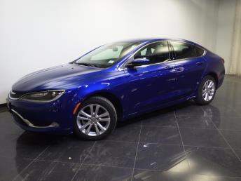 2015 Chrysler 200 - 1240022970