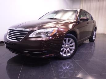 2012 Chrysler 200 - 1240023025