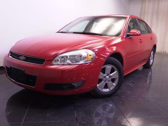 2010 Chevrolet Impala - 1240023083