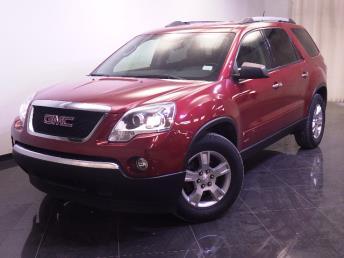 2012 GMC Acadia - 1240023142
