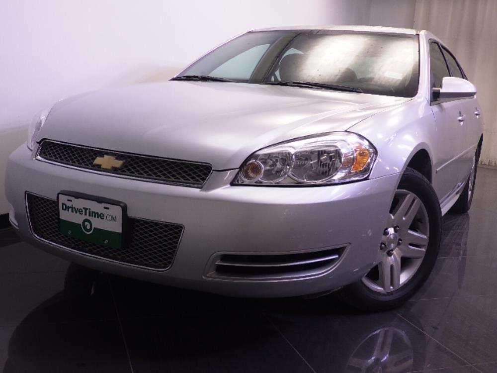 2013 Chevrolet Impala - 1240023163