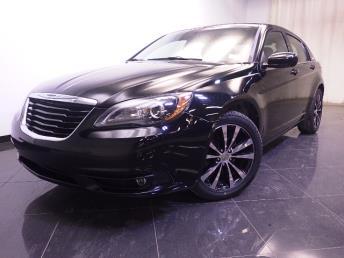 2013 Chrysler 200 - 1240023171