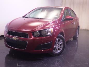 2013 Chevrolet Sonic - 1240023285