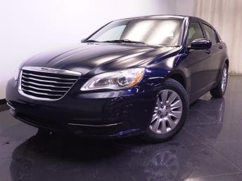 2013 Chrysler 200 - 1240023299