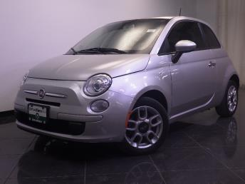 2012 FIAT 500 - 1240023395
