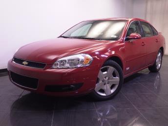 2008 Chevrolet Impala - 1240023413
