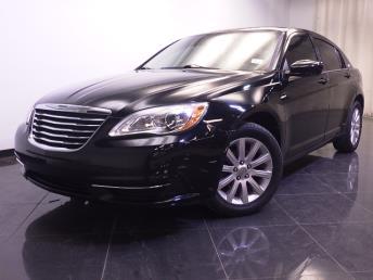 2012 Chrysler 200 - 1240023431