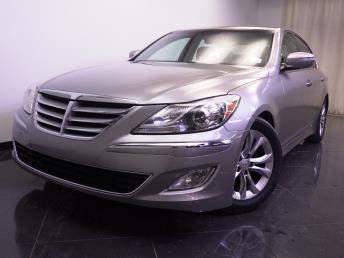 2012 Hyundai Genesis - 1240023484