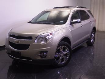 2010 Chevrolet Equinox - 1240023488