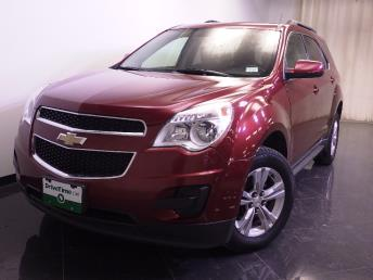 2011 Chevrolet Equinox - 1240023538