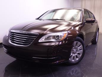 2013 Chrysler 200 - 1240023542