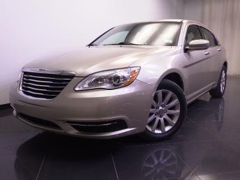 2014 Chrysler 200 - 1240023602