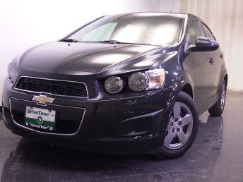 2014 Chevrolet Sonic - 1240023608