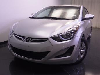 2016 Hyundai Elantra - 1240023619