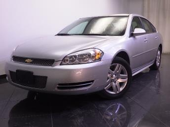 2014 Chevrolet Impala Limited - 1240023788