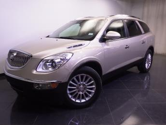 2011 Buick Enclave - 1240023858