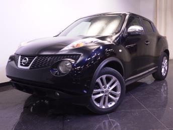 2011 Nissan JUKE - 1240024039