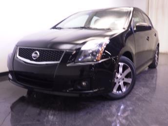 2012 Nissan Sentra - 1240024093