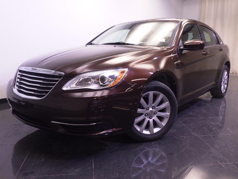 2013 Chrysler 200 - 1240024106