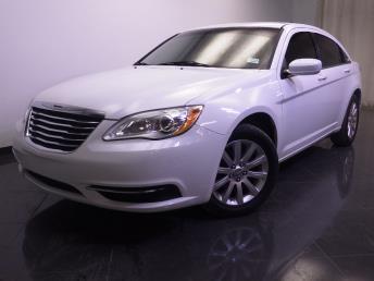 2013 Chrysler 200 - 1240024152