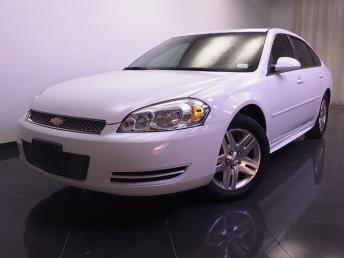 2013 Chevrolet Impala - 1240024174