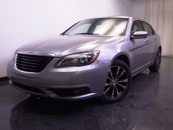 2014 Chrysler 200 - 1240024186