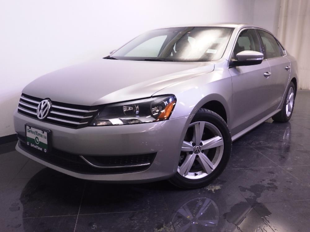 2014 volkswagen passat for sale in lexington 1240024309 drivetime. Black Bedroom Furniture Sets. Home Design Ideas