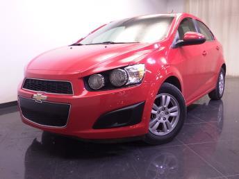 2014 Chevrolet Sonic - 1240024312