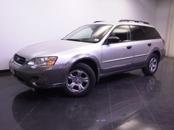 2007 Subaru Outback - 1240024355