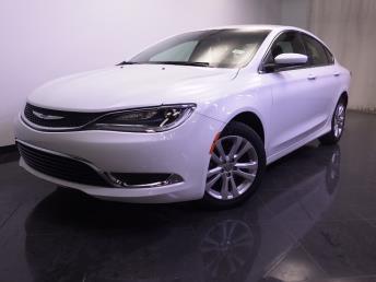 2015 Chrysler 200 - 1240024361