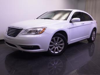 2013 Chrysler 200 - 1240024385