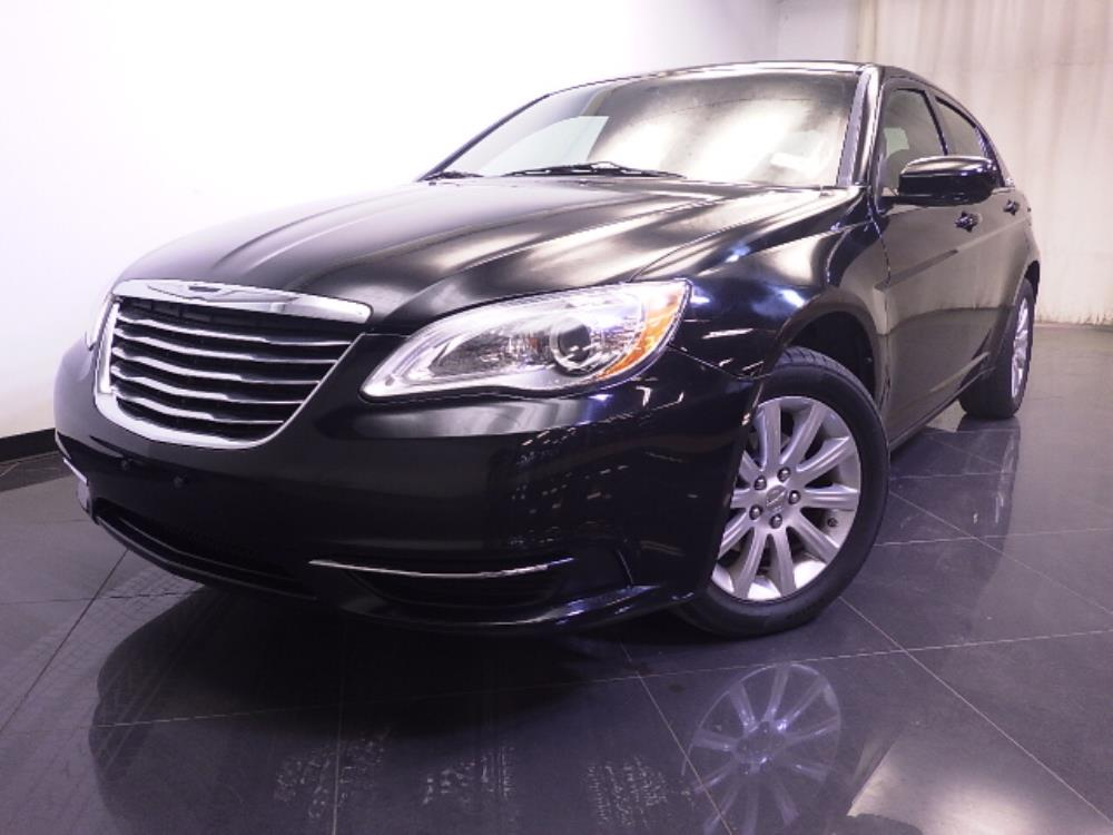 2013 Chrysler 200 - 1240024440