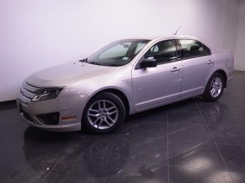 2010 Ford Fusion - 1240024449