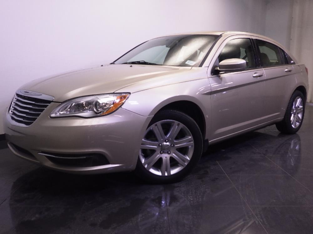 2013 Chrysler 200 - 1240024477