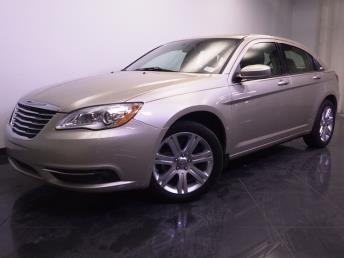 2013 Chrysler 200 - 1240024477
