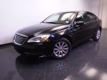 2013 Chrysler 200 - 1240024586