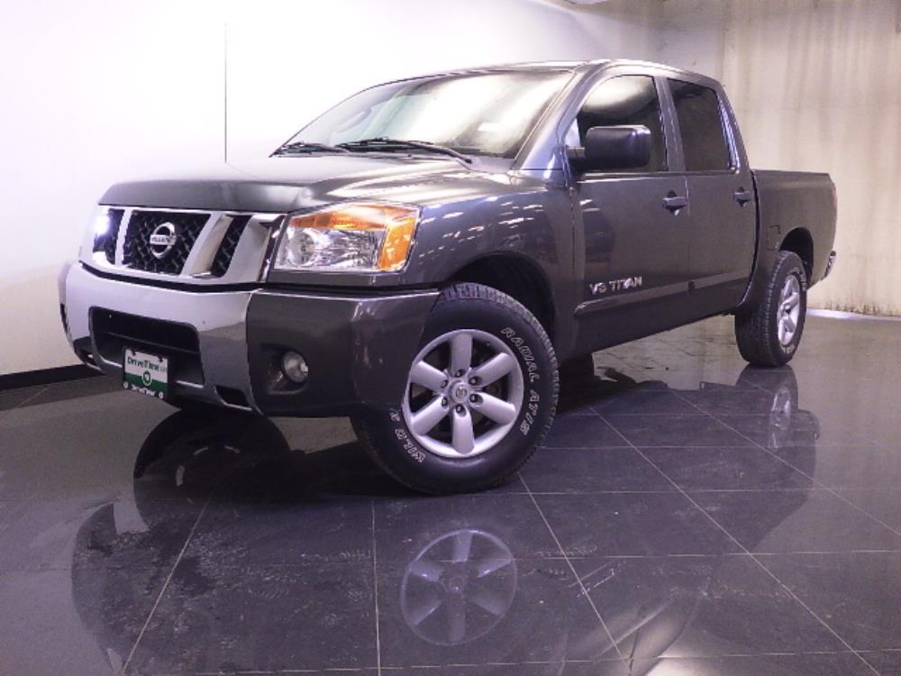 2010 Nissan Titan For Sale In Nashville 1240024714