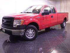 2014 Ford F-150 Super Cab XL 8 ft