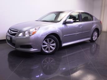 2012 Subaru Legacy - 1240024781