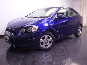 2013 Chevrolet Sonic - 1240024799