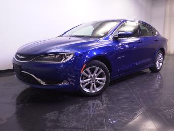 2016 Chrysler 200 - 1240024853