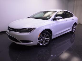 2016 Chrysler 200 Limited - 1240024856