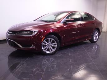 2016 Chrysler 200 - 1240024859