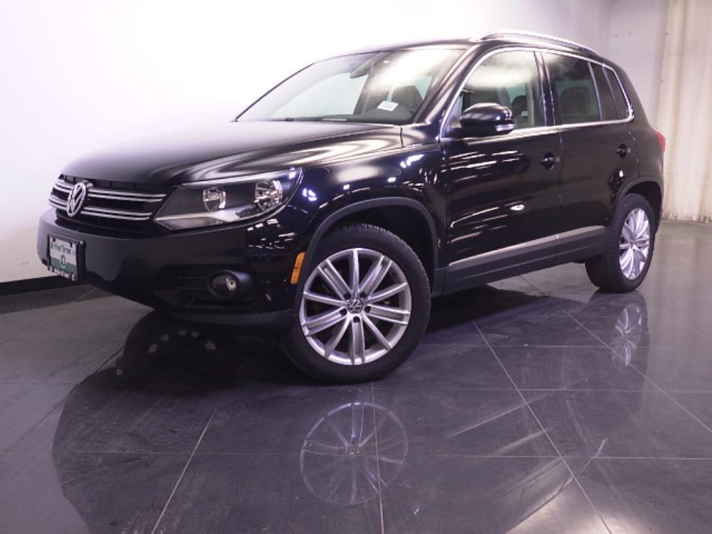 2012 Volkswagen Tiguan - 1240024989