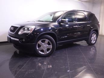 2008 GMC Acadia - 1240025030