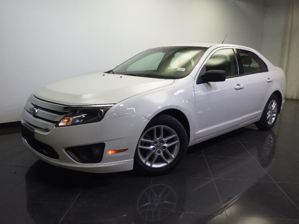 2012 Ford Fusion - 1240025165