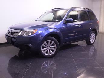 2011 Subaru Forester - 1240025208