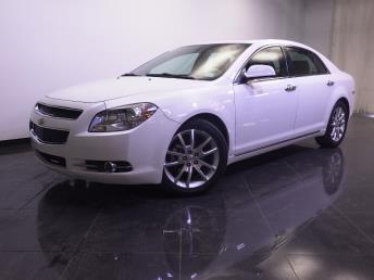2012 Chevrolet Malibu - 1240025304