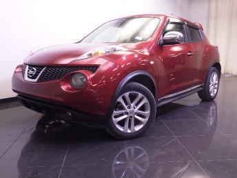 2011 Nissan JUKE - 1240025309